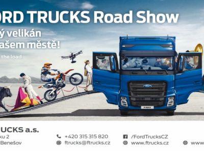 FORD TRUCKS Road Show