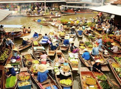 Vietnam - Mekong a jeho delta
