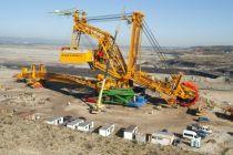 UNEX opravil a zmodernizoval těžební velkostroj KU 800 na Sokolovsku