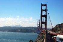 Fascinující most Zlatá brána – Golden Gate Bridge