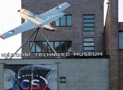 """Výstava NTM """"Made in Czechoslovakia aneb průmysl, který dobyl svět"""""""