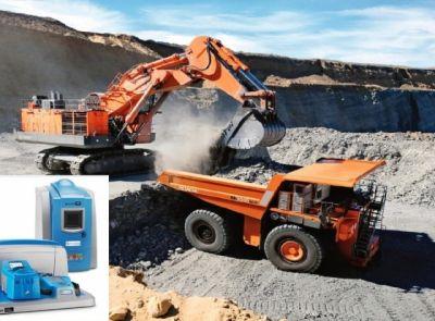 Monitorování technického stavu provozních náplní pro těžební techniku a mechanismy používané v lomech a dolech – diagnostický systém TOTAL ANAC