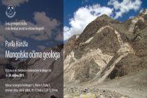 Mongolsko očima geologa