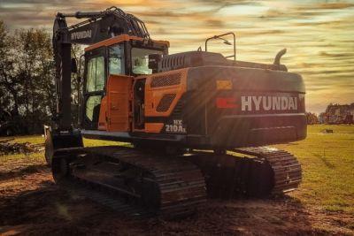 Hyundai: spolehlivé stroje nové generace